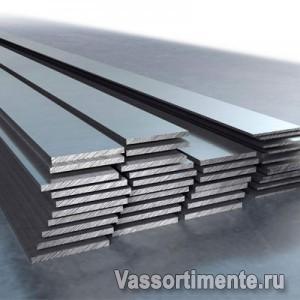 Полоса стальная 40х6 мм L=6 м ст. 45 ГОСТ 103-2006