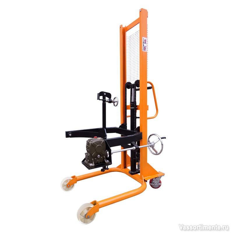 Бочкокантователь GROST DS 350/14 350 кг 1350 мм