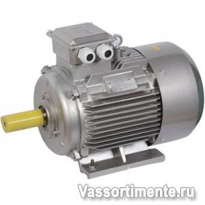 Электродвигатель АИР 56В4 0,18 кВт, 1500 об/мин